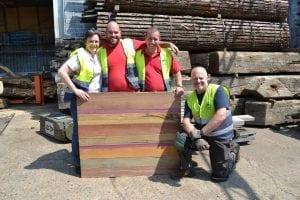 Ashwells Timber team