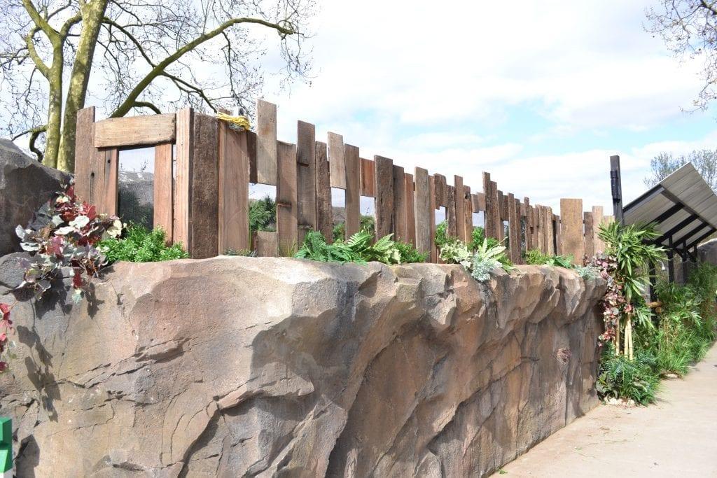 London zoo ashwell timber for Garden room london zoo